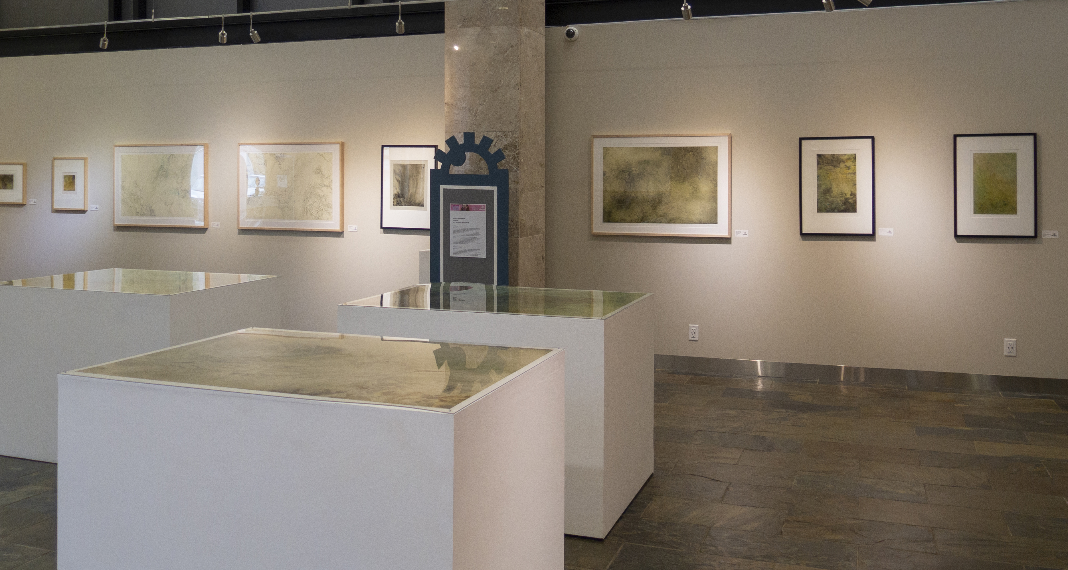 Image of 'erosion' exhibition